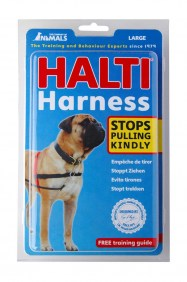2 HALTI Harness large packed
