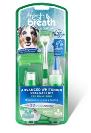 Advanced-whitening-oral care kit