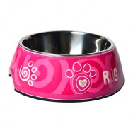 Dogs-Bowls-Bubble-Bowl-CA-PinkPaw
