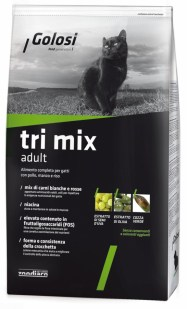 Golosi Cat Tri Mix