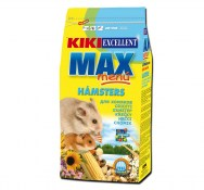 Kiki Excellent Max Menu Hamsters