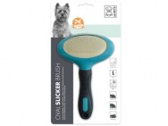 Mpets oval slicker brush