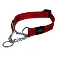 Obedience-Half-Check-Reflective-Stitching-HC-C-Red-300x300