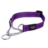 Obedience-Half-Check-Reflective-Stitching-HC-E-Purple-300x3008