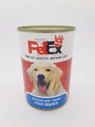 PetEx Dog Can Turkey