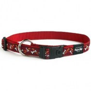 Rogz_Fancy_collar_ red Bones