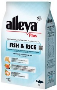 alleva plus fish