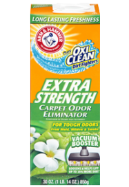 arm and hammer carpet dor eliminator