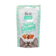 brit care cats truffles with salmon