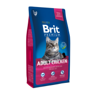 brit premium adult cat