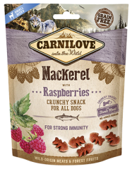 carnilove_crunchy_dog_treats_mackerel_raspberries