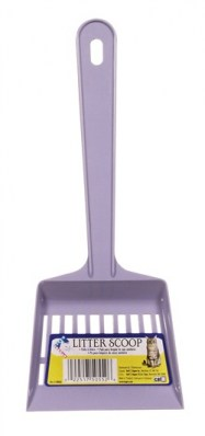 catit-50552-purple litter scoop