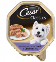 cesar chicken and lamb