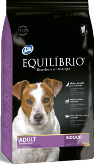 equilibrio adult small breed 2 kg