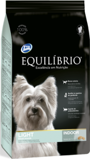 equilibrio light small breed 2 kg