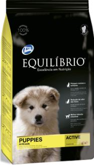equilibrio puppies medium breed 15 kg