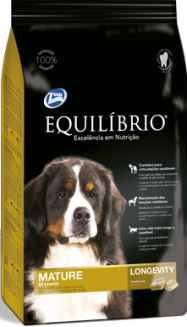 equilibrio senior and mature dogs 15 kg