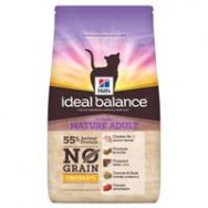 ideal balance grain free mature cat