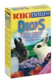 kiki Excellent Drops Wild Berry Rabbit