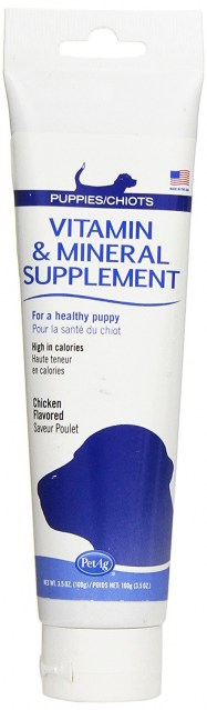 petag vitamin&mineral supplement puppy