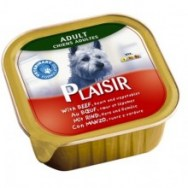 plaisir beef for dogs