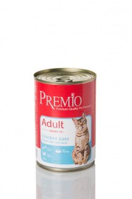 premio cat chicken pate
