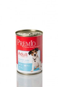 premio dog chicken pate