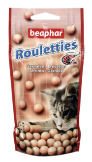 rouletties shrimps