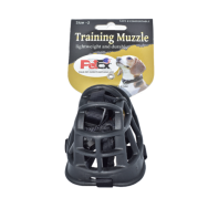 training muzzle blk size 2