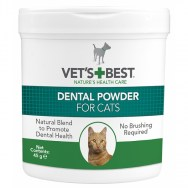 vetsbest cat dental powder