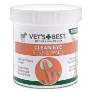 vetsbest eye cleaning pads