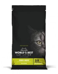worlds best cat litter zero mess